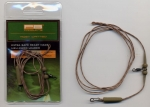 PB Products Extra Safe Ready Made Heli-Chod Leader 90cm, 2 piece